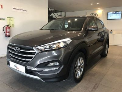 usado Hyundai Tucson 1.7 CRDi DCT EXECUTIVMY17 2018