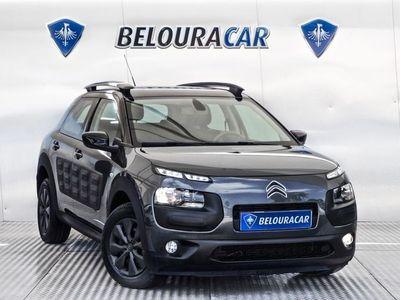 usado Citroën C4 Cactus 1.6 BlueHDI Feel Edition Silver (GPS;Câmera Marcha-Atrás)