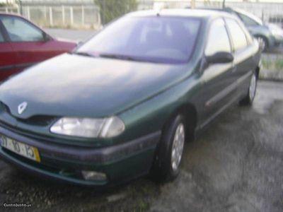 usado Renault Laguna familiar gasolina