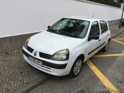 usado Renault Clio 1.2 muito bom -