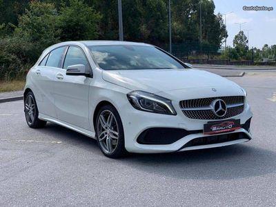 usado Mercedes A220 d AMG
