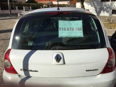 brugt Renault Clio 1.5 TDI STORIA
