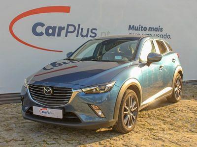 usado Mazda CX-3 1.5-D 105cv 4X2 Excellence HT Nav 2017