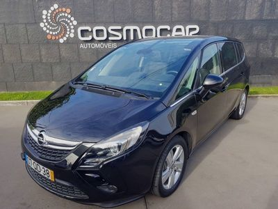 usado Opel Zafira Tourer 1.6 CDTI Cosmo 7 Lug.