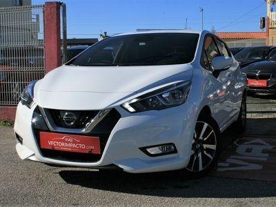 usado Nissan Micra 1.5 DCI Acenta**Garantia de Fábrica**