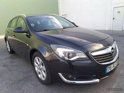 usado Opel Insignia sporttourer 1.6CDTI