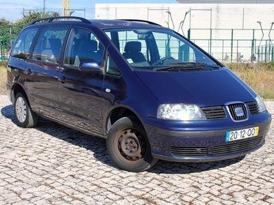 used Seat Alhambra 1.9 TDi Confort (115cv) (5p)