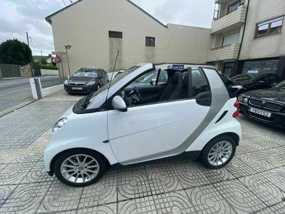 usado Smart ForTwo Cabrio 1.0 Mhd