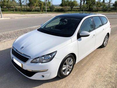 usado Peugeot 308 Sw 1.6 Hdi Panorama