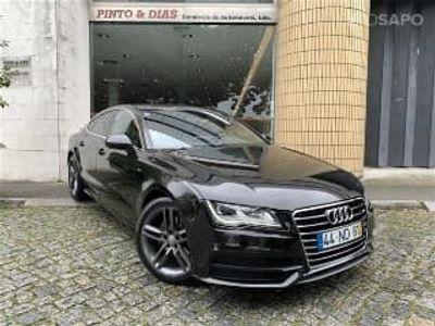 usado Audi A7 3.0 TDI V6 S-Line Multitronic - Nacional, Diesel