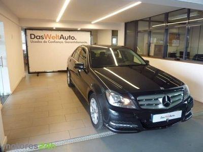 usado Mercedes C200 ClasseCDi Avantgarde BE