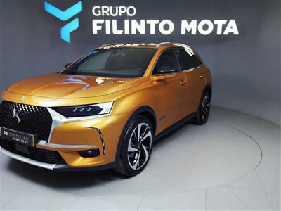 usado DS Automobiles DS7 Crossback DS7 CB 2.0 BlueHDi Grand Chic EAT8