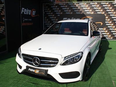 usado Mercedes C300 Station AMG Bluetec Hybrid
