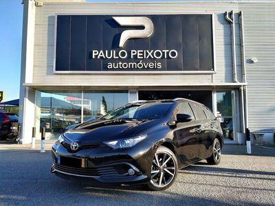 usado Toyota Auris Touring Sports 1.4 D-4D Comfort + Pack Sport + TS