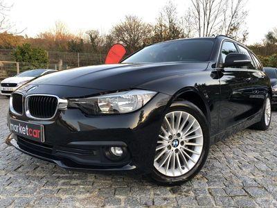usado BMW 318 d Touring Line Luxury