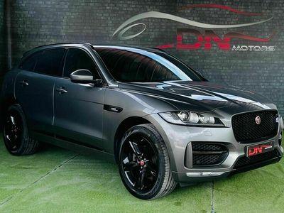 usado Jaguar F-Pace R Sport