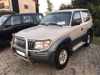 usado Toyota Land Cruiser ---