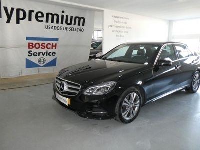 usado Mercedes E300 Bluetec Hybrid 204cv