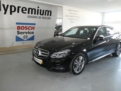 used Mercedes E300 Bluetec Hybrid 204cv