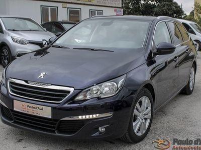 usado Peugeot 308 SW 1.6 BlueHDI ALLURE 120cv