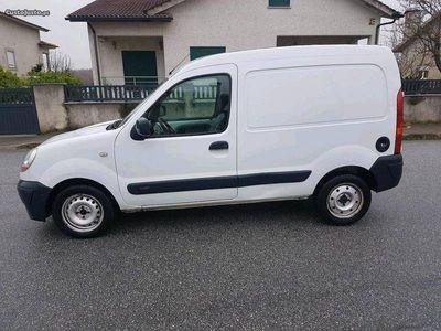 gebraucht Renault Kangoo 1.9 D