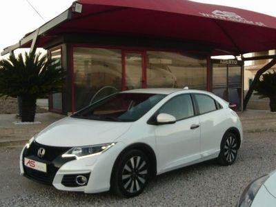 gebraucht Honda Civic 1.6 I-DTEC Elegance 120cv