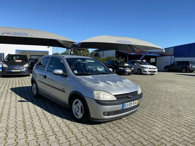usado Opel Corsa ---