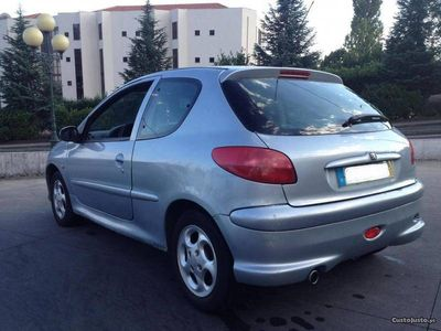brugt Peugeot 206 1.4 XS