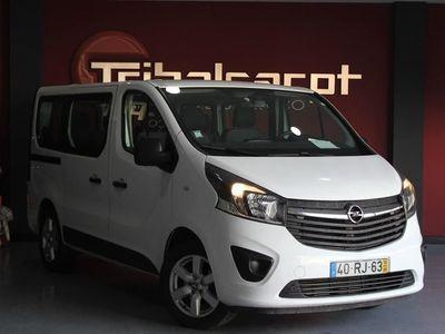 usado Opel Vivaro 1.6 CDTI BIturbo