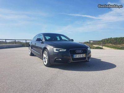 gebraucht Audi A5 S-line 177 cv