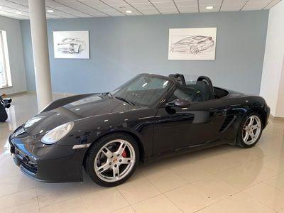 usado Porsche Boxster 2.7 Cabrio