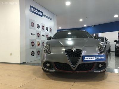 gebraucht Alfa Romeo Giulietta 1.6 JTDm Super TCT (120cv) (5p)