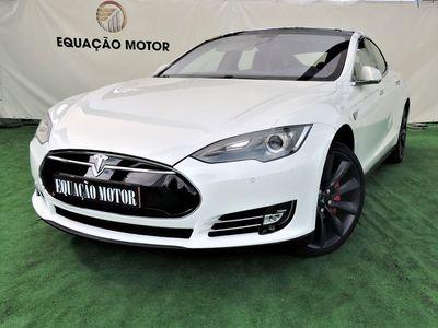 usado Tesla Model S P85