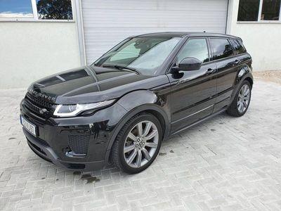 usado Land Rover Range Rover evoque 2.0 D 4x4 SD4 Aut.