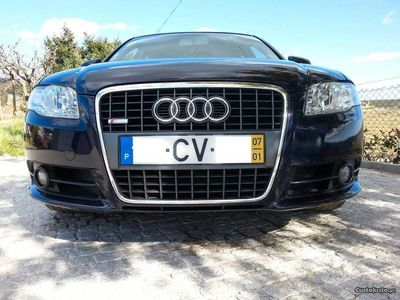 usado Audi A4 S-line