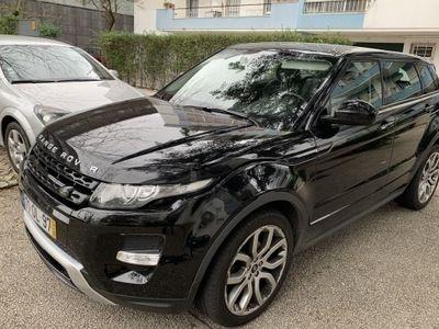 usado Land Rover Range Rover evoque 2.2 SD$ Dynamic 4x4 190cv