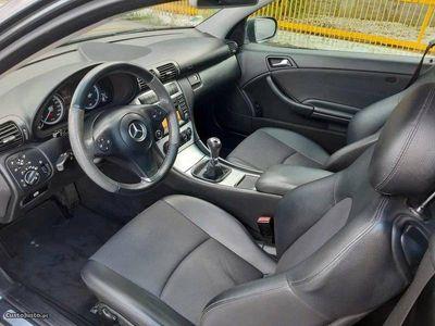 usado Mercedes CLC200 Coupe
