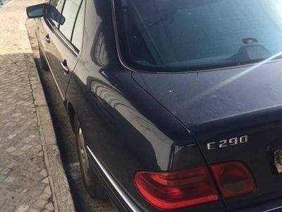gebraucht Mercedes E290 Avangard