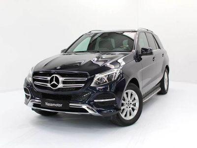 usado Mercedes GLE350 d 4 MATIC