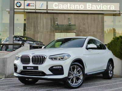 usado BMW X4 xDrive20d Auto xLine 2020