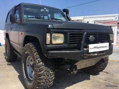 brugt Nissan Patrol 2.8 Turbo Diesel