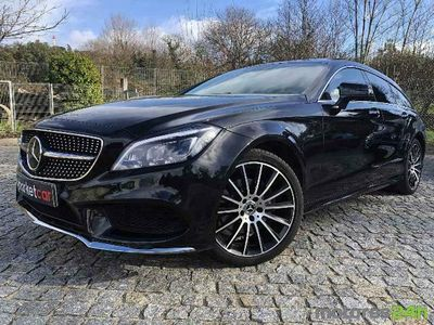 usado Mercedes CLS250 ClasseD