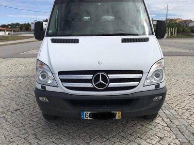 brugt Mercedes Sprinter