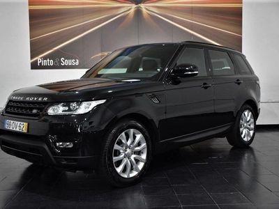 used Land Rover Range Rover Sport 3.0SDV6 HSE 7 Lug.