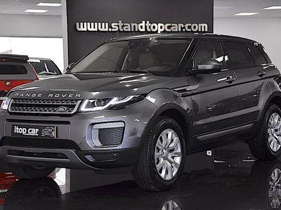usado Land Rover Range Rover evoque 2.0 eD4 AWD Auto