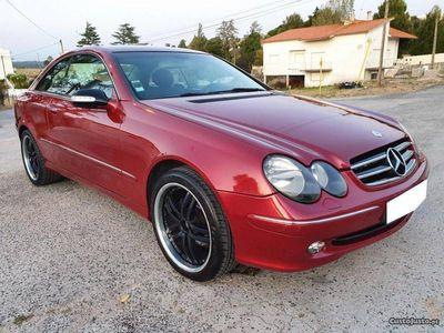 usado Mercedes CLK200 K CX6 JE18 IUCANTIGO