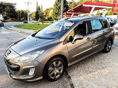 usado Peugeot 308 1.6HDI sw 7lug