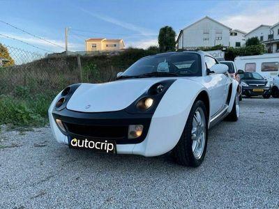 usado Smart Roadster Coupé