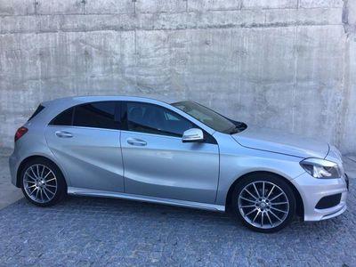 usado Mercedes A200 CDi BE AMG Line