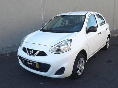 usado Nissan Micra Naru 1.2